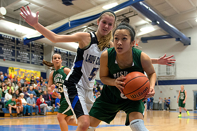 Grace vs. T.K. Gorman Girls