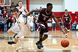 Mesquite vs. Tyler Lee Basketball