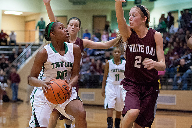 White Oak vs. Tatum, Girls