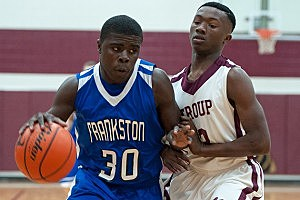 Franston vs. Troup; Boys