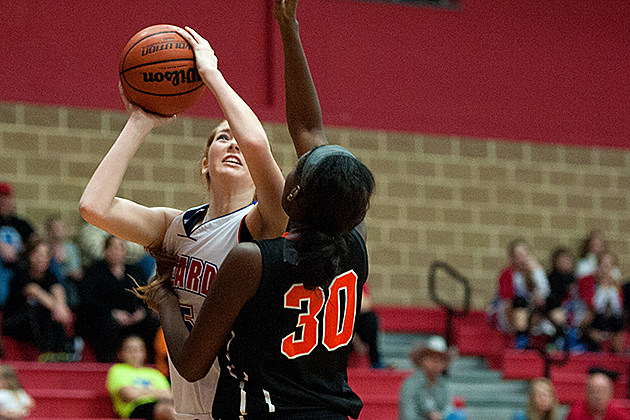 bullard girls Tyler – as the rain and temperature fell outside, the bullard's 3-pointers were falling inside tyler junior college's, wagstaff gymnasium early on monday night, in a regional quarterfinal.