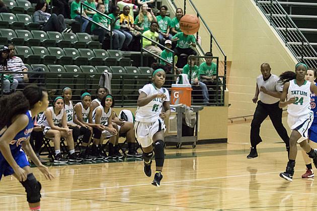 East Texas Basketball: Girls' Tuesday Schedule [January 27]