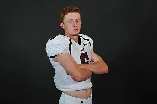 Whitehouse quarterback Tanner Roach returns for his senior season. (Rob Graham, ETSN.fm)