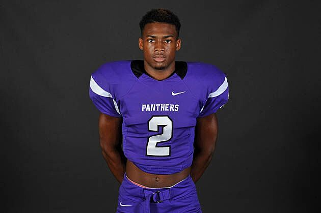 Lufkin receiver Malik Jackson picked up an offer Wednesday from Arkansas State. (Rob Graham, ETSN.fm)