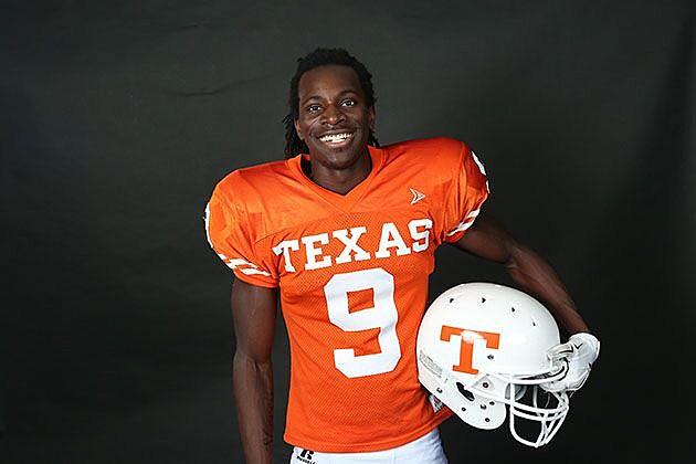 Texas High receiver Tevailance Hunt got an offer Friday from Kansas. (ETSN.fm)